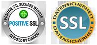 SSL. Sichere Datenübertragung.