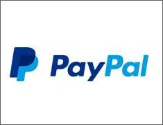 sichere Zahlung per PayPal